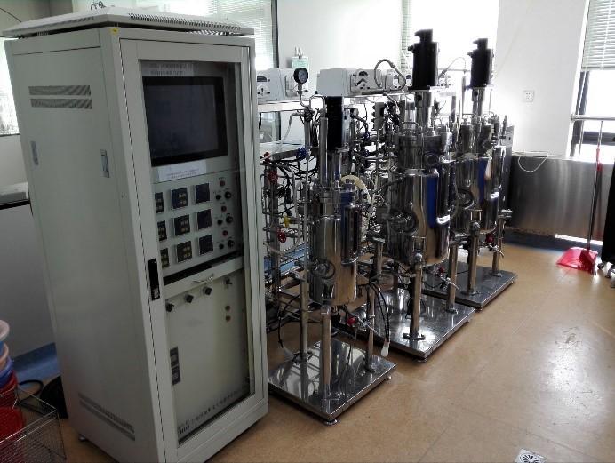 FUS-50L(A)发酵罐使用