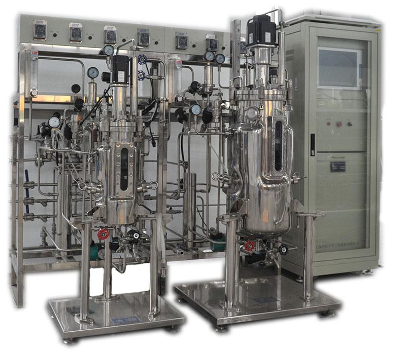 FUS-50L全自动灭菌发酵罐