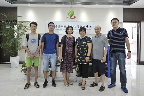 我公司与华南理工大学林影教授团队建立合作
