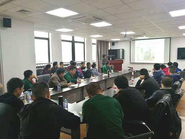 2018年微生物菌种和发酵技术培训顺利完成